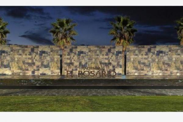 Foto de terreno habitacional en venta en  , hacienda del rosario, torreón, coahuila de zaragoza, 6146283 No. 02
