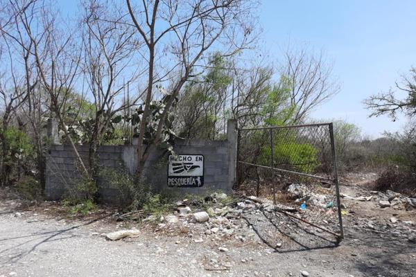 Foto de terreno habitacional en venta en hacienda dulces nombres , dulces nombres, pesquería, nuevo león, 20099185 No. 05