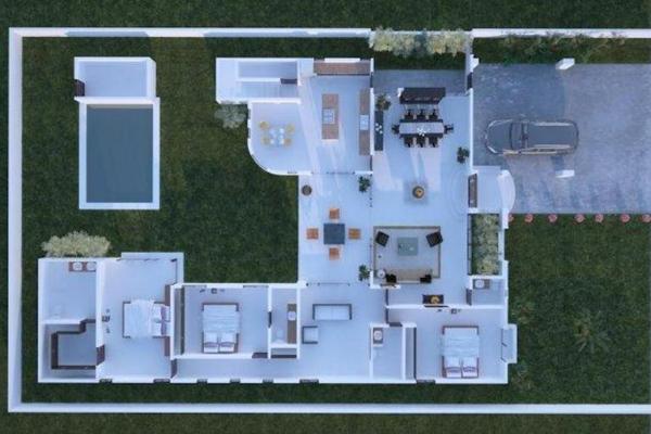 Foto de casa en venta en  , hacienda dzodzil, mérida, yucatán, 11855488 No. 04