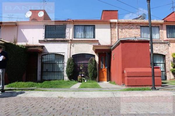 Foto de casa en venta en hacienda jalpan , san mateo oxtotitlán, toluca, méxico, 0 No. 01