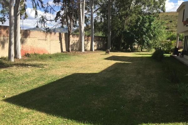Foto de terreno habitacional en venta en  , hacienda san agustin, tlajomulco de zúñiga, jalisco, 8853865 No. 01