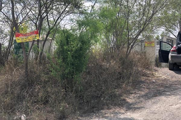 Foto de terreno habitacional en venta en  , hacienda las escobas, guadalupe, nuevo león, 15737772 No. 01