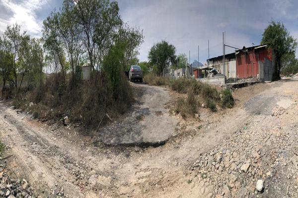 Foto de terreno habitacional en venta en  , hacienda las escobas, guadalupe, nuevo león, 15737772 No. 02