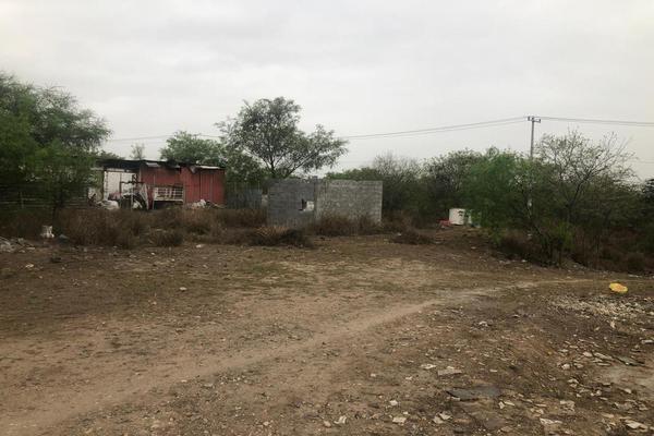 Foto de terreno habitacional en venta en  , hacienda las escobas, guadalupe, nuevo león, 15737772 No. 05