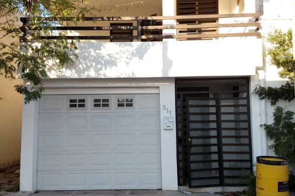 Foto de casa en venta en  , hacienda las fuentes, reynosa, tamaulipas, 6169649 No. 01