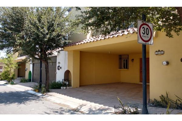 Foto de casa en renta en  , hacienda los angeles, san nicolás de los garza, nuevo león, 0 No. 01