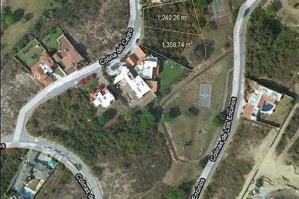 Foto de terreno habitacional en venta en  , hacienda los encinos, monterrey, nuevo león, 5655613 No. 06