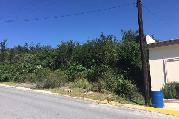 Foto de terreno habitacional en venta en  , hacienda los encinos, monterrey, nuevo león, 7955098 No. 01