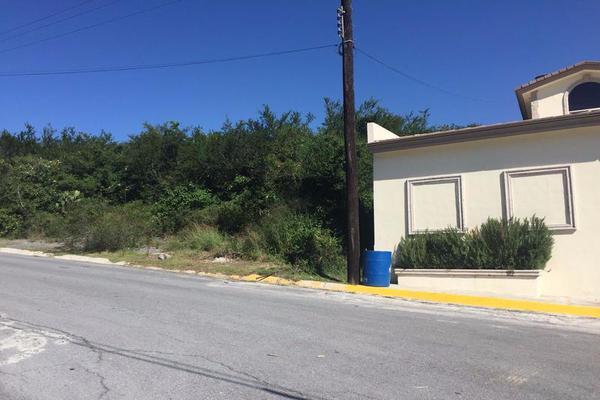 Foto de terreno habitacional en venta en  , hacienda los encinos, monterrey, nuevo león, 7955098 No. 02