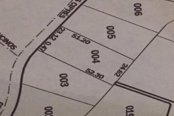 Foto de terreno habitacional en venta en  , hacienda los encinos, monterrey, nuevo león, 7955098 No. 03
