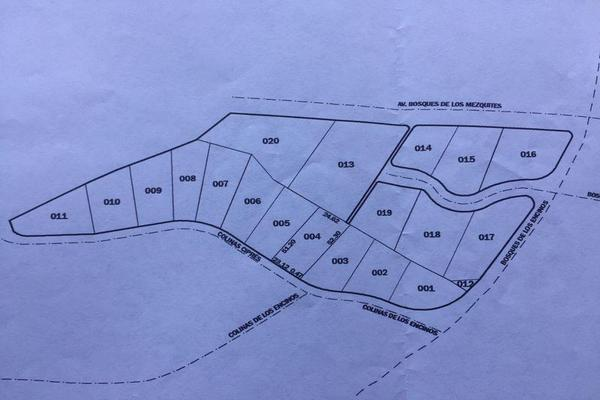 Foto de terreno habitacional en venta en  , hacienda los encinos, monterrey, nuevo león, 7955098 No. 06