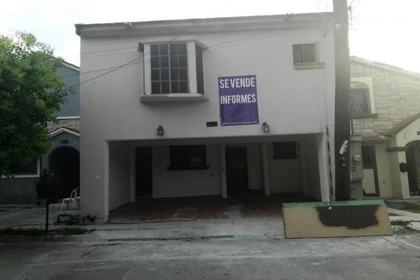 Foto de casa en venta en  , hacienda los morales sector 2, san nicolás de los garza, nuevo león, 8092346 No. 01