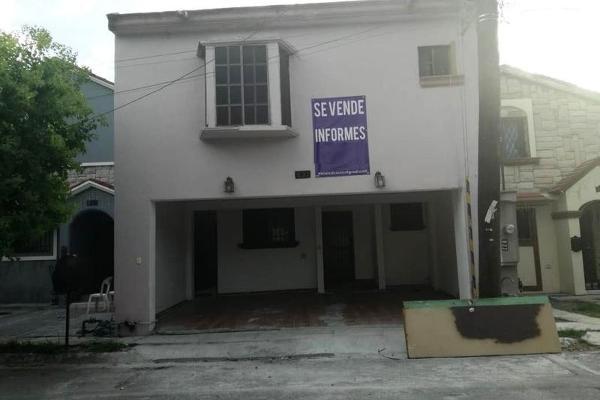 Foto de casa en venta en  , hacienda los morales sector 3, san nicolás de los garza, nuevo león, 8092346 No. 01