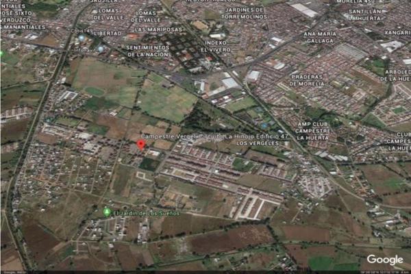 Foto de terreno habitacional en venta en  , hacienda los viñedos, morelia, michoacán de ocampo, 9307577 No. 03