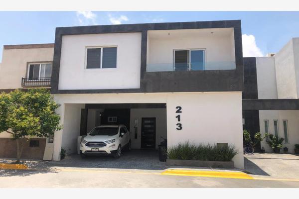 Foto de casa en venta en hacienda maría bonita 213, la hacienda, ramos arizpe, coahuila de zaragoza, 0 No. 01