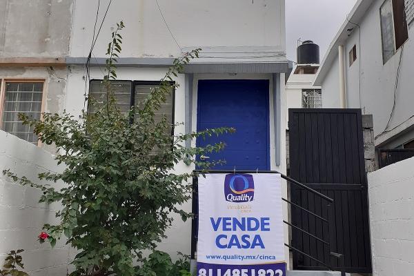 Foto de casa en venta en  , hacienda mitras, monterrey, nuevo león, 14037934 No. 01