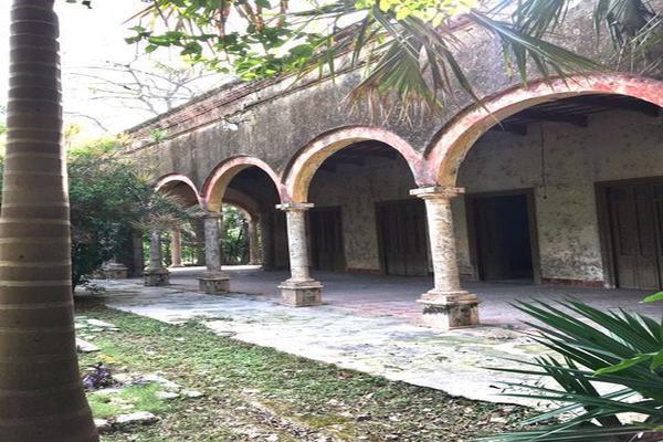 Foto de rancho en venta en  , hacienda mulsay, mérida, yucatán, 19747775 No. 01