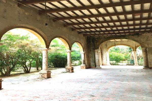 Foto de rancho en venta en  , hacienda mulsay, mérida, yucatán, 19747775 No. 15