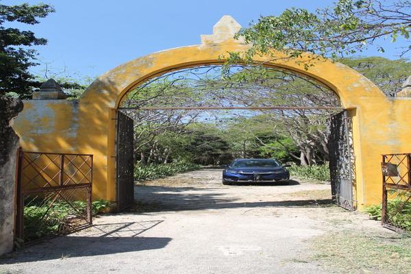 Foto de rancho en venta en  , hacienda mulsay, mérida, yucatán, 19819415 No. 01
