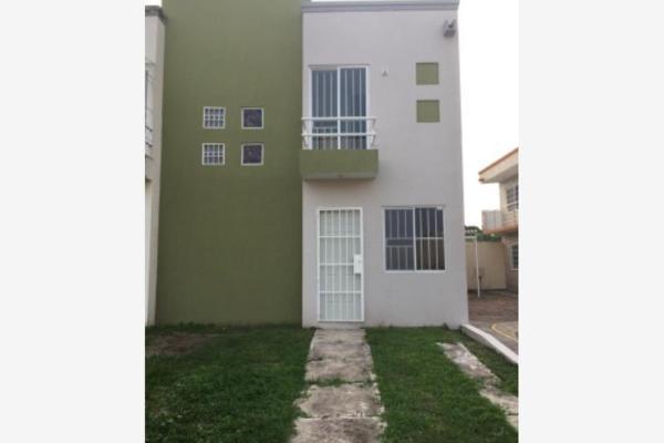 Foto de casa en venta en hacienda paraiso , hacienda paraíso, veracruz, veracruz de ignacio de la llave, 8860941 No. 01