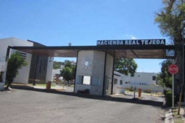 Foto de terreno habitacional en venta en hacienda real tejeda , hacienda real tejeda, corregidora, querétaro, 14022024 No. 02