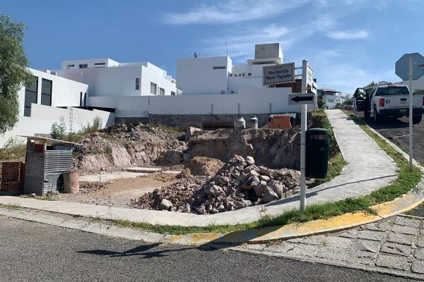 Foto de terreno habitacional en venta en hacienda real tejeda , hacienda real tejeda, corregidora, querétaro, 14022024 No. 10