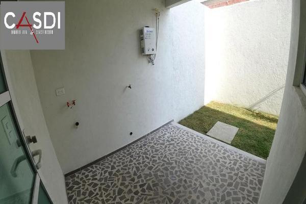 Foto de departamento en venta en  , hacienda san josé chapulco, puebla, puebla, 7933836 No. 20