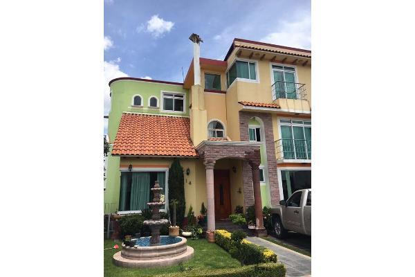 Foto de casa en venta en  , hacienda san josé, toluca, méxico, 1080327 No. 02