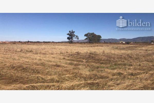 Foto de terreno habitacional en venta en  , hacienda san lorenzo, durango, durango, 5958037 No. 01