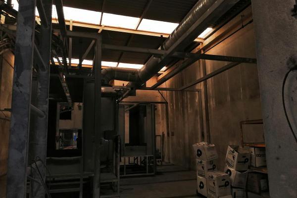 Foto de nave industrial en venta en  , hacienda santa fe, apodaca, nuevo león, 9922036 No. 03