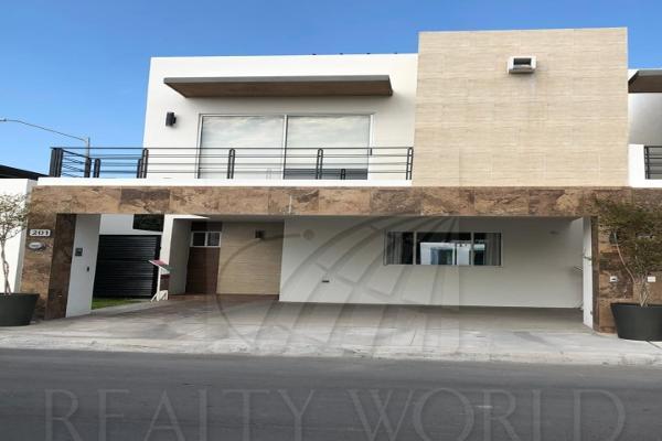 Foto de casa en venta en  , hacienda santa fe, apodaca, nuevo león, 9964540 No. 01