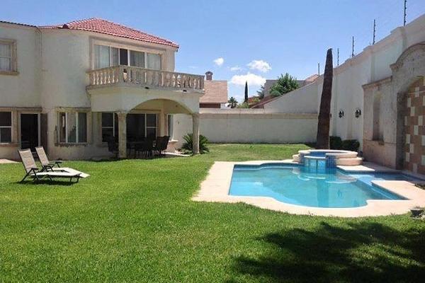 Foto de casa en venta en  , hacienda santa fe, chihuahua, chihuahua, 5669079 No. 01