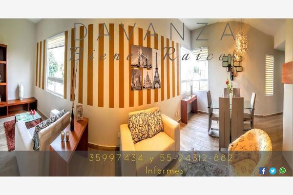 Foto de departamento en venta en hacienda sierra vieja 10, hacienda del parque 2a sección, cuautitlán izcalli, méxico, 5898515 No. 05