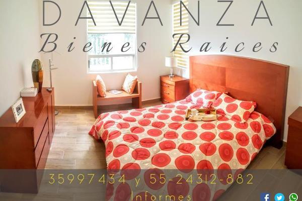 Foto de departamento en venta en hacienda sierra vieja 10, hacienda del parque 2a sección, cuautitlán izcalli, méxico, 5898515 No. 04
