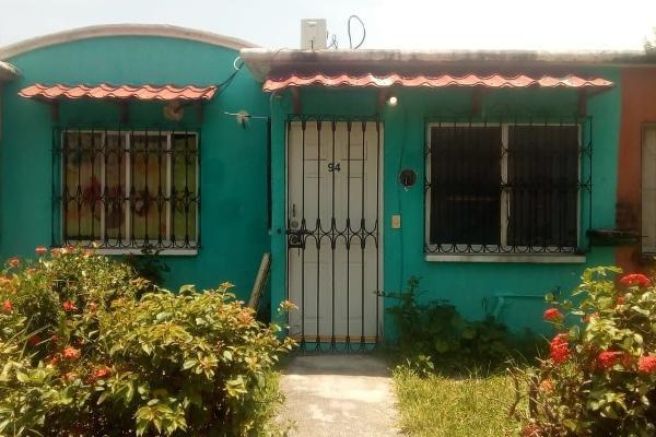 Foto de casa en venta en  , hacienda sotavento, veracruz, veracruz de ignacio de la llave, 5693073 No. 01