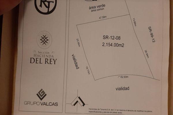 Foto de terreno habitacional en venta en  , hacienda tecate, tecate, baja california, 13425004 No. 07
