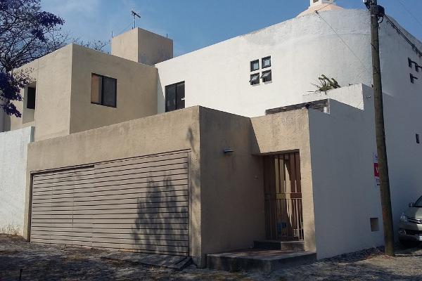 Foto de casa en venta en  , hacienda tetela, cuernavaca, morelos, 3607540 No. 01
