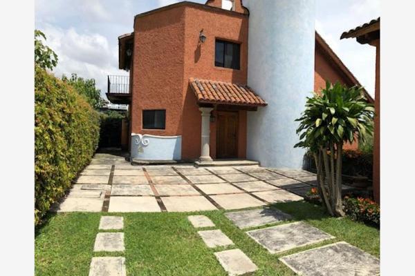 Foto de casa en venta en  , hacienda tetela, cuernavaca, morelos, 5898525 No. 01
