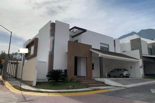 Foto de casa en venta en  , haciendas de la sierra, monterrey, nuevo león, 14038102 No. 01