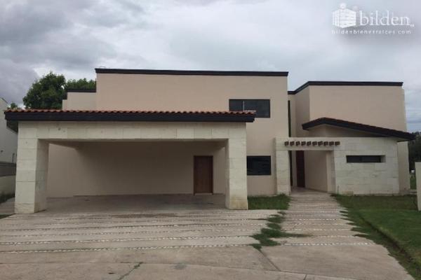 Foto de casa en venta en  , haciendas del campestre, durango, durango, 17674966 No. 01