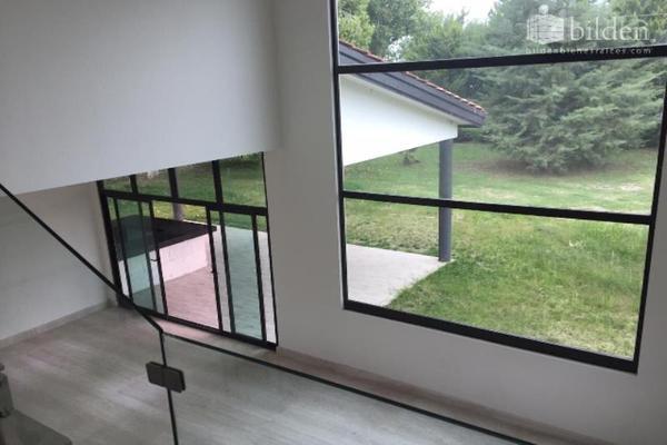 Foto de casa en venta en  , haciendas del campestre, durango, durango, 17674966 No. 19