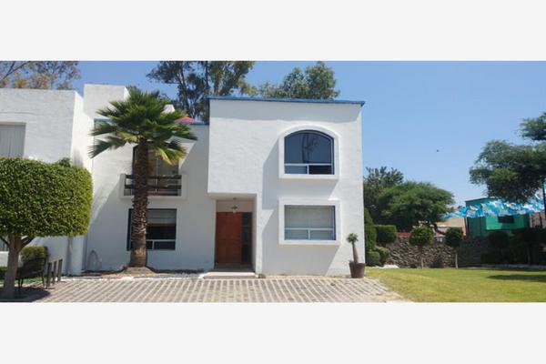 Foto de casa en venta en  , haciendas del pueblito, corregidora, querétaro, 7202139 No. 01