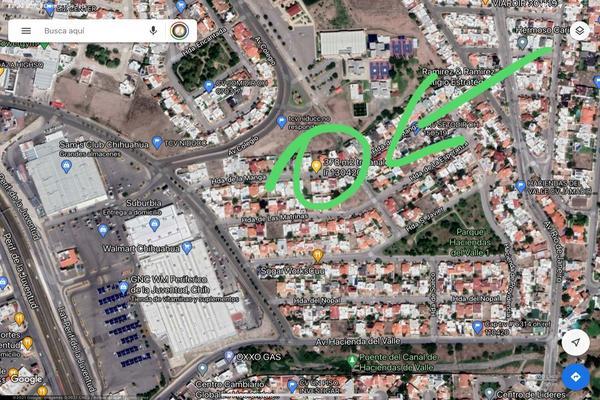 Foto de terreno habitacional en venta en  , haciendas del valle i, chihuahua, chihuahua, 5978270 No. 04