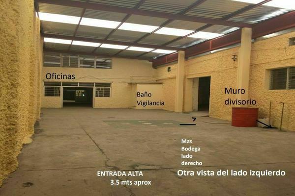 Foto de bodega en renta en halcón , bellavista, álvaro obregón, df / cdmx, 0 No. 03