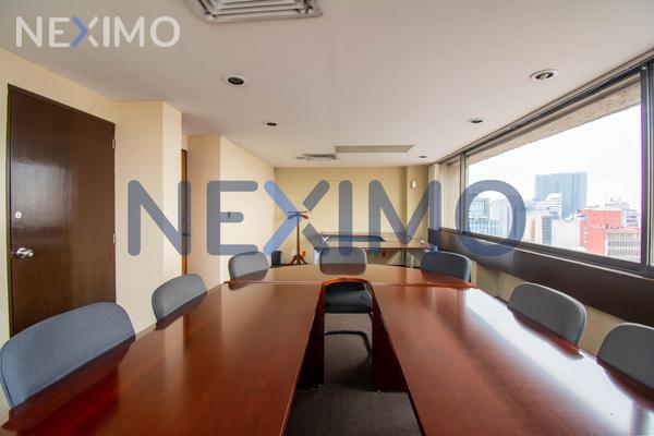 Foto de oficina en renta en hamburgo 283, juárez, cuauhtémoc, df / cdmx, 8338715 No. 04