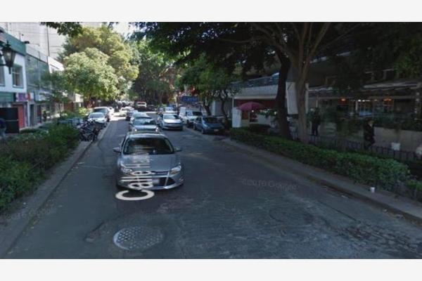Foto de edificio en venta en hamburgo x, juárez, cuauhtémoc, distrito federal, 4236680 No. 01