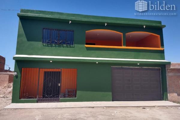 Foto de casa en venta en  , héctor mayagoitia domínguez, durango, durango, 7173599 No. 01