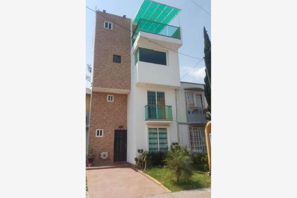 Foto de casa en venta en helechos 105, hacienda del jardín i, tultepec, méxico, 8851859 No. 01