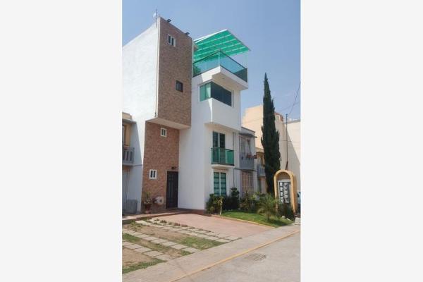 Foto de casa en venta en helechos 105, hacienda del jardín i, tultepec, méxico, 8851859 No. 02