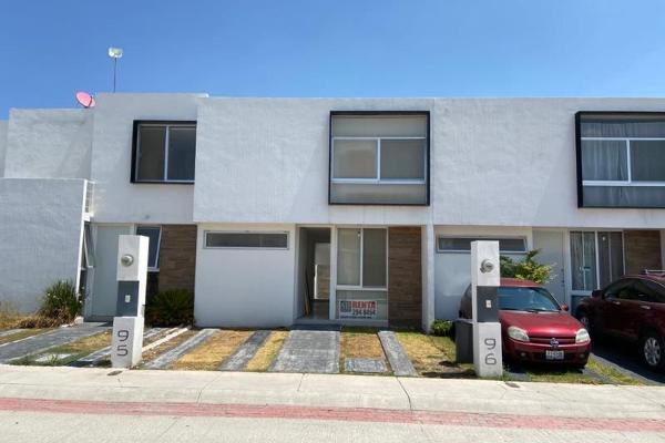 Foto de casa en renta en hera 108, pirámides 3a. sección, corregidora, querétaro, 5837203 No. 01